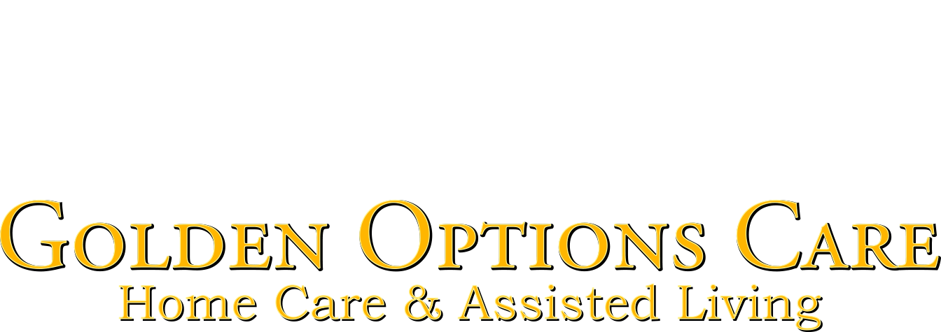 Golden Options Care Logo