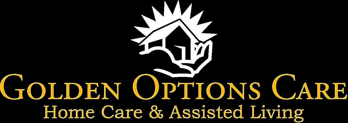 Golden Options Care Logo